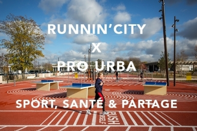Pro Urba x Runnin'City : une collaboration sportive